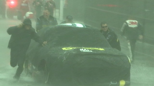 VIDEO: Sam Champion reports on severe summer storms that tore through parts of the East.
