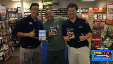 VIDEO: This Is the End for Blockbuster Video
