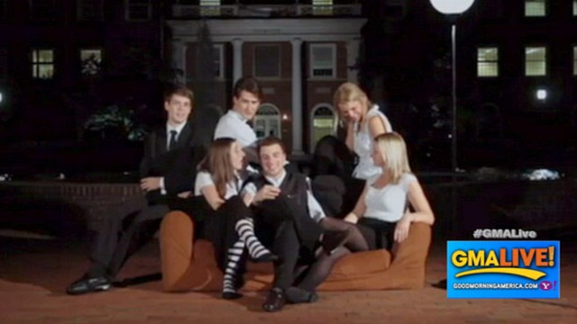 VIDEO: Real Life Friends Recreate Iconic Show Opener