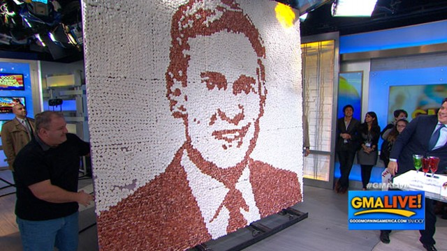 Guinness World Record Largest Marshmallow Mosaic Is Sam ...