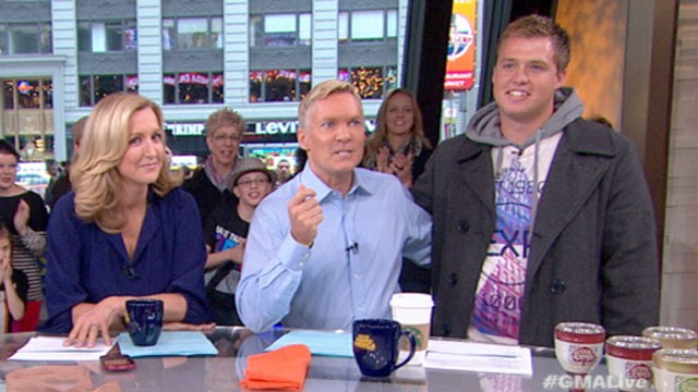 VIDEO: GMA LIVE! Helps Fan Ask Girl to Prom on the Spot