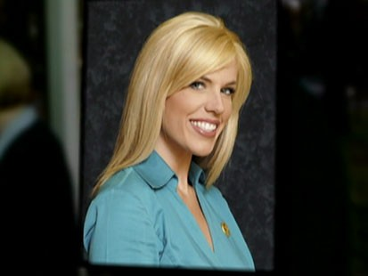 A picture of murdered anchorwoman Anne Pressley.