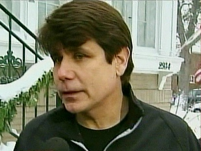 VIDEO: Blagojevich Maintains Innocence