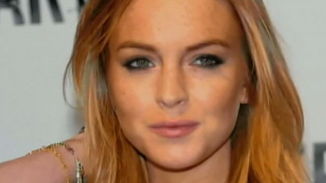 VIDEO: Lindsay Lohan Sentanced to 120 Days