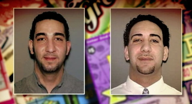 VIDEO: Prosecutors say Andy and Nayel Ashkar tried to con customer out of a $5 million ticket.