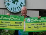 VIDEO: Washington Man a Double Lottery Winner