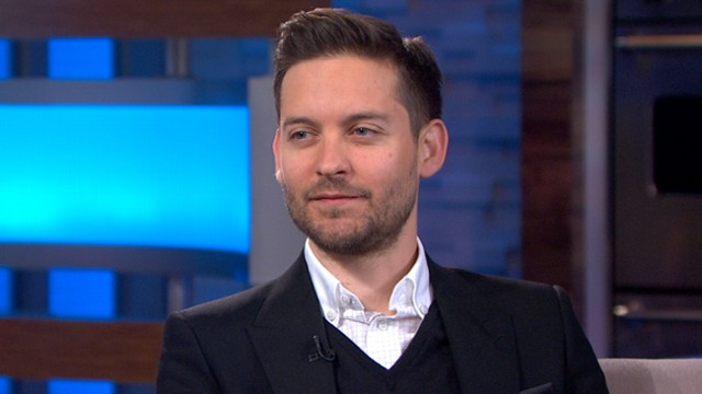 Astounding Tobey Maguire Interview On 39The Great Gatsby39 Actor Reveals Short Hairstyles For Black Women Fulllsitofus