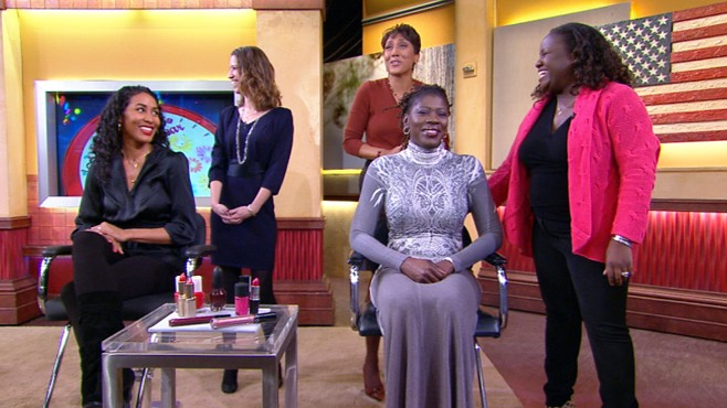 VIDEO: Style experts reveal their tips on how to achieve the latest makeup trends.