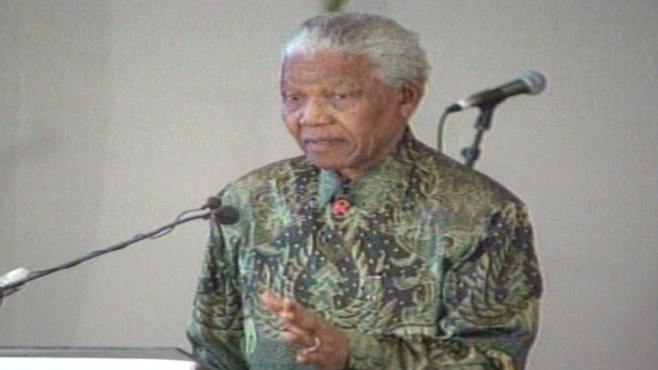 VIDEO: Speculations swirl around the former South African president's health.