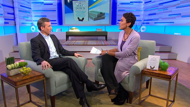 VIDEO: Dan Abrams responds to viewers comments regarding his new book's findings.