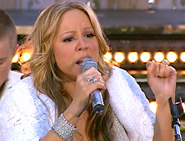 Mariah Performs We Belong Together