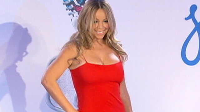 Mariah Carey loses 30 Pounds After Giving Birth