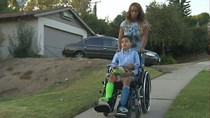 VIDE: A mother discusses how marijuana saved her autistic sons life.