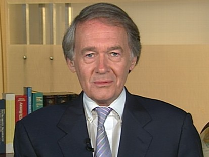 VIDEO: Rep. Edward Markey, D-Mass., weighs in on the BP CEOs imminent departure.