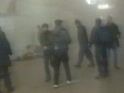 VIDEO: Moscow Subway Attack