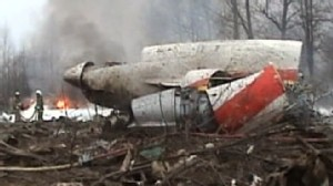 VIDEO: Polish President Plane Crash