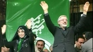 VIDEO: Mousavi fights for more honest count