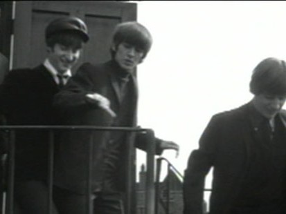 VIDEO: The Beatles are back