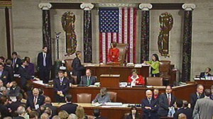 VIDEO: House Narrowly Passes Landmark Health Care Bill
