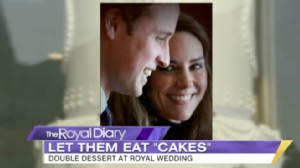 VIDEO: More details from the upcoming royal wedding.