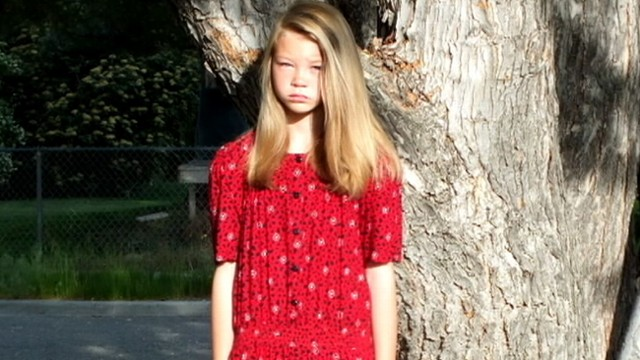 VIDEO: Utah mother sent her daughter to school in thrift store clothes after catching her bullying.