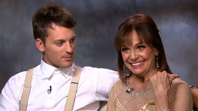 "VIDEO: The actress opens up about her departure from ""DWTS."""