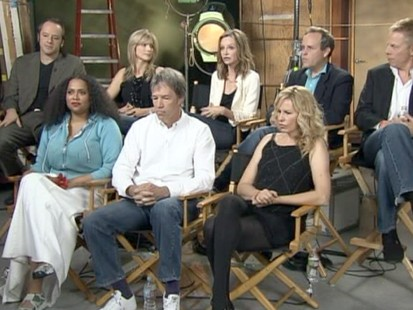 VIDEO: Calista Flockhart and the cast reunite and talk about the show.