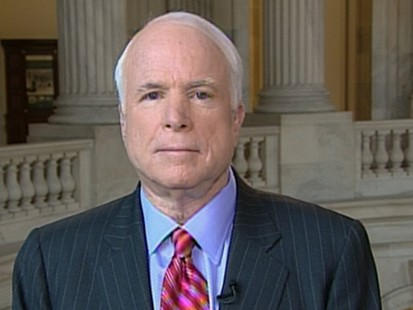 VIDEO: Sen. John McCain, R-Az., weighs in on whether a new war strategy is needed.