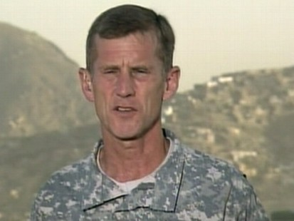 "VIDEO: The Afghan commander reminds Americans of ""the sacrifice service members make."""