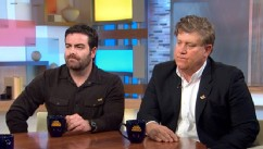 VIDEO: Author Scott McEwen and Brandon Webb discuss the Navy SEALs death.