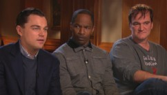 VIDEO: Django Unchained Cast
