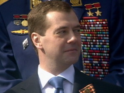 VIDEO: Personal Side of Dmitry Medvedev