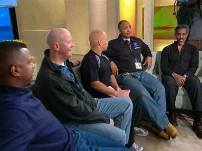 VIDEO: GMA crew members.