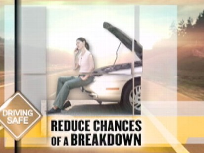 VIDEO: Go to abcnews.com/gma to get 5 simple tips for preventing breakdowns.