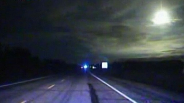 VIDEO: Meteor Lights Up Canada Sky