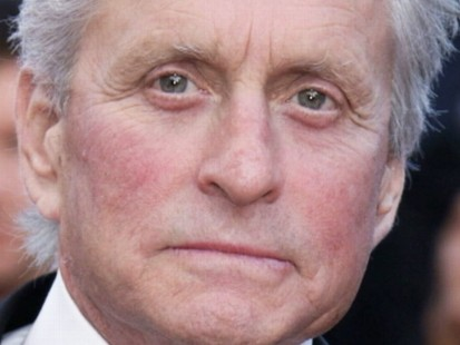 VIDEO: Michael Douglas Battles Throat Cancer