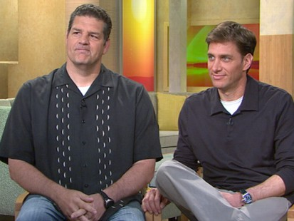 VIDEO: ESPNs Mike Greenberg and Mike Golic talk about their new book.