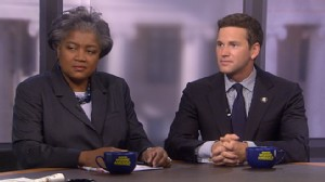 VIDEO: Donna Brazile, Aaron Shock and George Stephanopoulos discuss the top news.