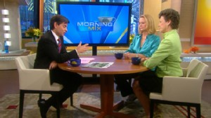 VIDEO: Cokie Roberts and Cybill Shepherd discuss the latest news headlines.