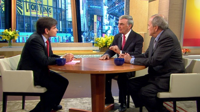 VIDEO: Sam Donaldson and John Palmer discuss the mood of older voters.