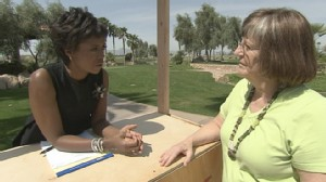 VIDEO: Mellody Hobson visits a retirement community in Arizona and answers questions.