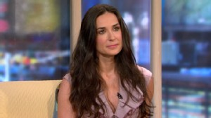 VIDEO: Demi Moore talks about her new film co-starring David Duchovny.
