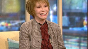 "VIDEO: Mary Tyler Moore talks about her new memoir, ""Growing Up Again."""