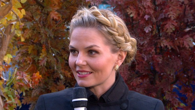 Once Upon A Time Star Jennifer Morrison Takes You To