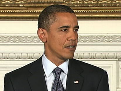 VIDEO: Barack Obama on the Ground Zero Mosque