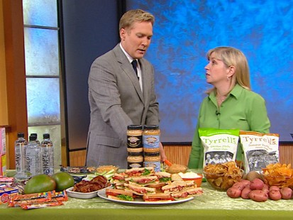VIDEO: Sarah Moulton talks about the best items at the Summer Fancy Food Show.
