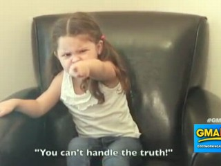 Watch: Your Favorite Movie Quotes Interpreted by 3-Year-Old