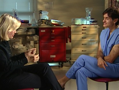 VIDEO: The talk show host and her on-air physician sue dozens of companies.