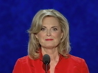 Watch: Ann Romney's Republican National Convention Speech