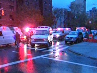 Watch: Superstorm Sandy: NYU Hospital Evacuated in New York